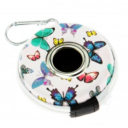 Imac Porta Sacchetti Igienici Farfalle
