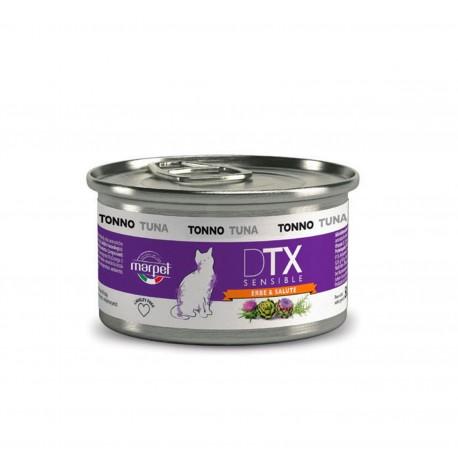 Marpet Dtx Sensible Tonno Monoproteico 80g
