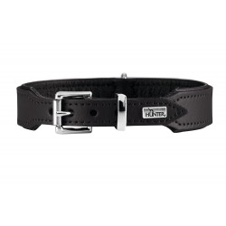 Hunter Halsband Basic Collare Nero varie taglie