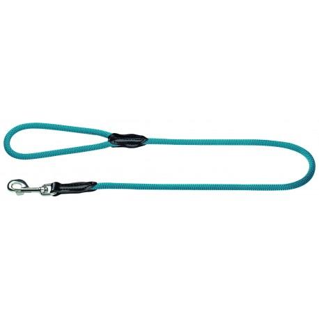 Hunter Guinzaglio Freestyle in corda Nylon colore Petrolio (azzurro)