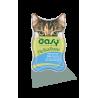 Oasy Cat Delicatesse pate' per gatto 85 g. MERLUZZO
