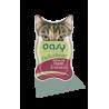 Oasy Cat Delicatesse pate' per gatto 85 g. FEGATO