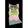 Oasy Cat Delicatesse pate' per gatto 85 g. SALMONE