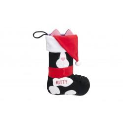 Calza Di Natale Per Gatto