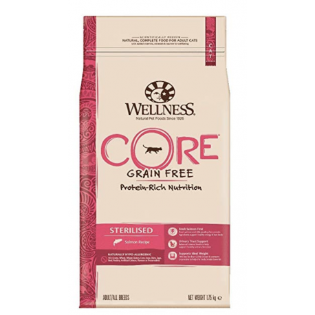 Wellness CORE Sterilised Salmone