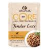 Core Cat Tender Pollo-salmone Gr.85