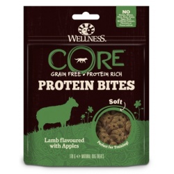 Wellness CORE Snack Bites Agnello e Mela 170g