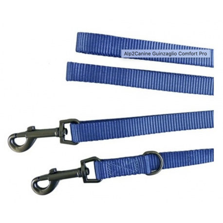 Alp2Canine Guinzaglio Comfort Pro - Blu