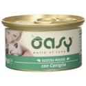 Oasy Cat Mousse Lattina 85g