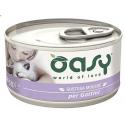 Oasy Cat Gattini Mousse 85g
