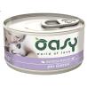 Oasy Cat Mousse Lattina Gattini Gr.85