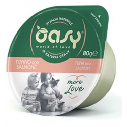 Oasy Cat More Love Green Cup 70g