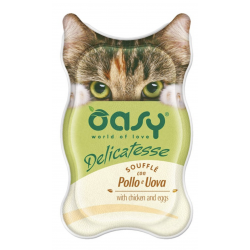 Oasy Cat Delicatesse Soufflè Gr.85
