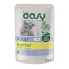 Oasy Cat Adult Hairball Bocconcini in Salsa Gr.85