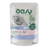 Oasy Cat Adult Light in Fat Bocconcini in Salsa Gr.85