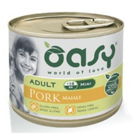 Oasy Dog Adult Mini Gr.200