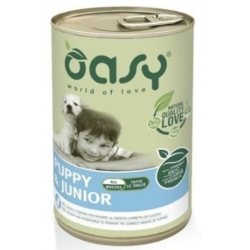 Oasy Dog Puppy&Junior Lifestage Gr.400