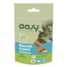 Oasy Cat Snack Sterilized Biscotti Ripieni Al Pollo 60g