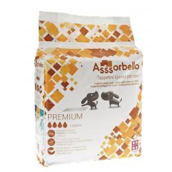 "Ferribiella Tappetini Igienici ""Asssorbello"" Premium 40x60"