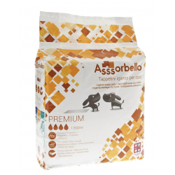 "Ferribiella Tappetini Igienici ""Asssorbello"" Premium varie misura pacco da 10 pezzi"