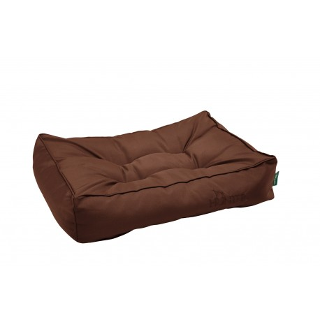 Hunter Dog Bed Quilted Gent Antibatterico - Marrone