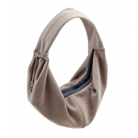Hunter Carrie Bag Los Angeles - Taupe/Grigio