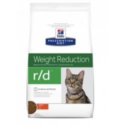 Hill's Cat R/d Gestione del Peso e del Diabete