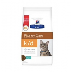 Hill's Cat K/d Salute dei Reni - Tonno