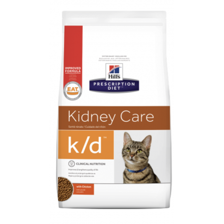 Hill's Cat K/d insufficienza renale 400g