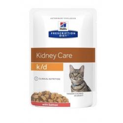 Hill's Cat K/d Salute dei Reni - Salmone 85g