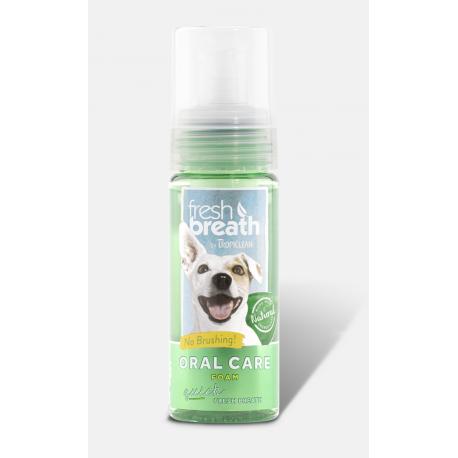 Fresh Breath Fresh Foam Spray denti cane 133ml