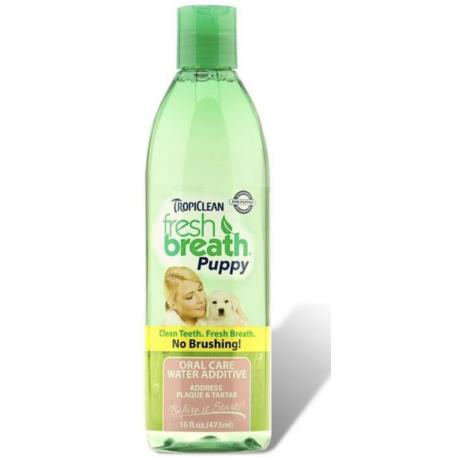 Tropiclean Fresh Breath Puppy