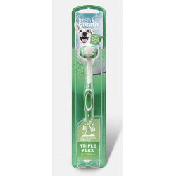 Fresh Breath Spazzolino For Dogtripleflex