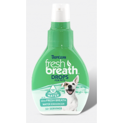 Tropiclean Fresh Breath Drops - Alito Fresco