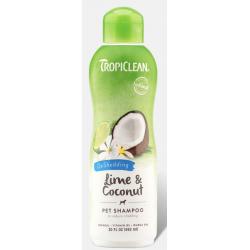 Tropiclean Shampoo DeShedding Lime & Cocco 355ml