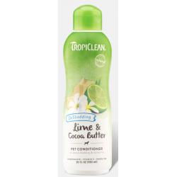 Tropiclean Balsamo DeShedding Lime&Burro di Cacao 335ml