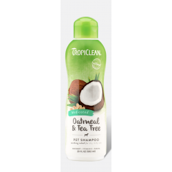 Tropiclean Shampoo Medicated Oatmeal & Tea Tree 355ml