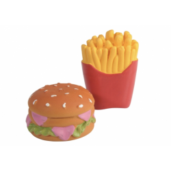 Camon Gioco Latex Squiker Burger&Chips