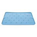 Ferribiella Tappetino Motif in Silicone - Blu