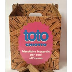 Toto Ghiotto Biscotti Avena