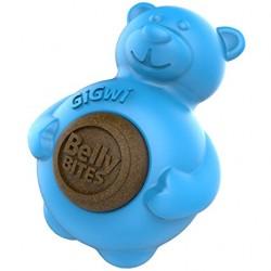 GiGwi Gioco Belly Bites Hippo