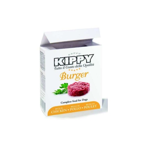 Kippy Burger Dog Food Pollo
