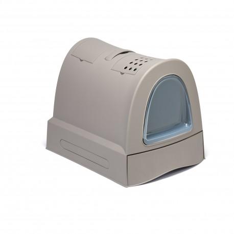 Imac Zuma Toilette per Gatti - Tortora