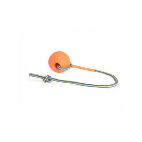 Camon Gioco Palla Eva con Corda - Arancione