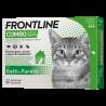 Frontline Gatto Combo 3 Fiale