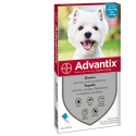 Advantix Spot On Cani 4-10Kg - 4 Fialette