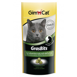 Giimborn GimCat GrasBits Snack a base di Erba