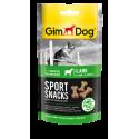Gimborn GimDog SportSnacks Grain Free Ossicini con Agnello - 60g