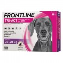 Frontline Tri-Act Cane 20-40Kg Spot-on 3 fiale
