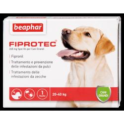 Beaphar Fiprotec Spot On Cane Taglia Grande 20-40Kg